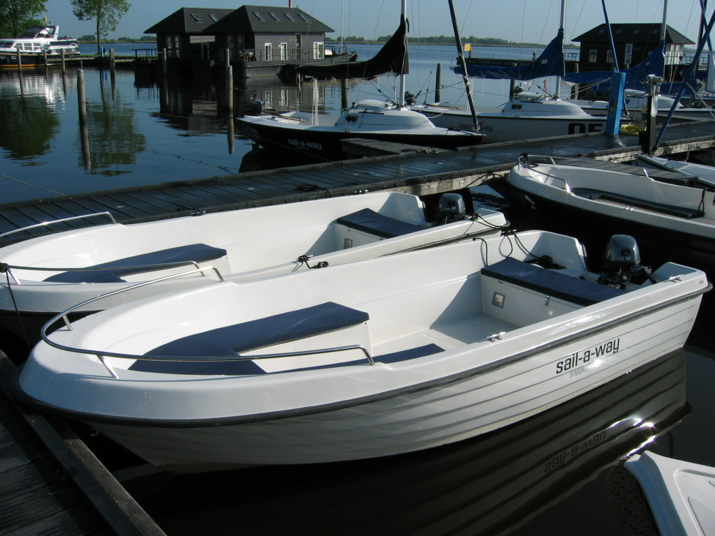 Motorboot Lagio